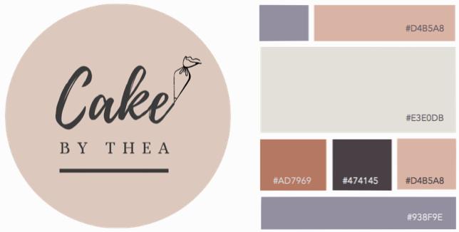 Logo fargepalett