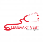 Legevakt Vest Logo